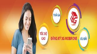 Mobifone 3G là gì? Những lưu ý khi đăng ký 3G Mobifone