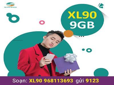 Hướng dẫn cách đăng ký gói data XL90 Viettel đơn giản nhất