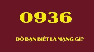 Đầu số 0936 mạng gì? Đầu số 0946, 0976, 0986 mạng nào?