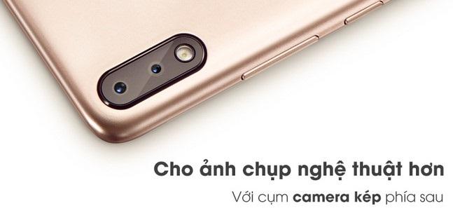 Bộ nhớ và camera của Itel S33 được đánh giá cao