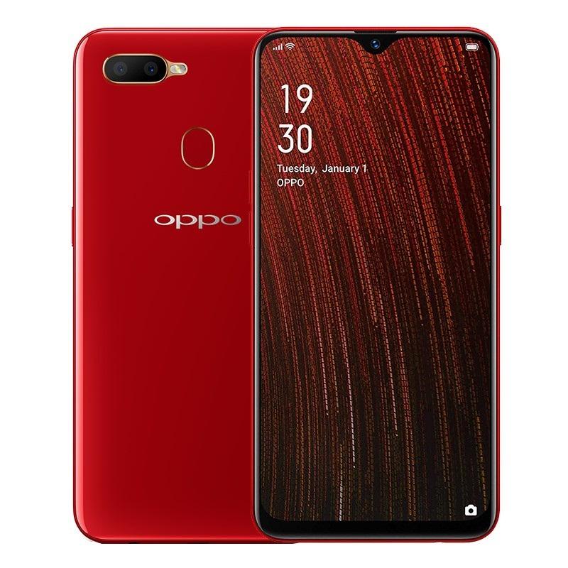 OPPO A5s được trang bị chip Helio P35 8 nhân 64-bit